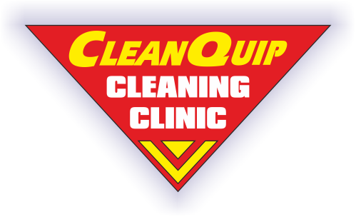 CleanQuip Cleaning Clinic Logo